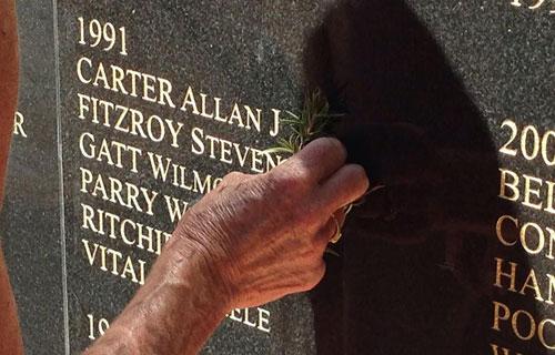Steve-Memorial